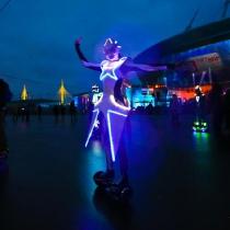 Фестиваль света / Festival of Light